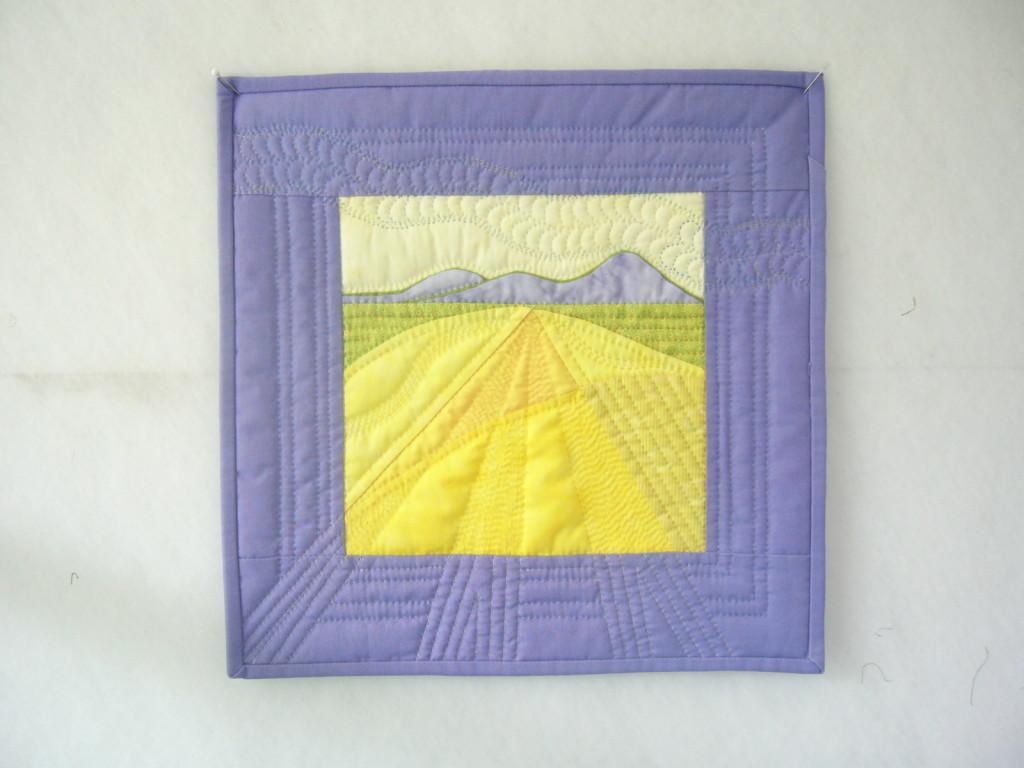 Canola Landscape#1 2009